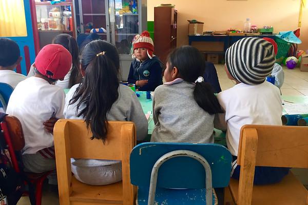 Ecuador Elementary School