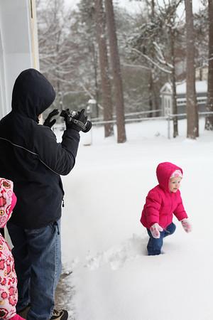 Snowy Day January 2011