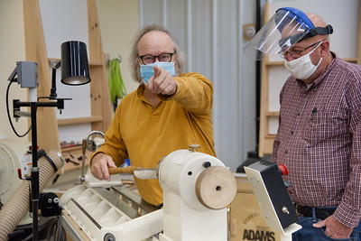 Woodturning with Alan Lacer Oct 2020