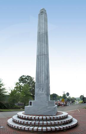 Oglethrope Monument