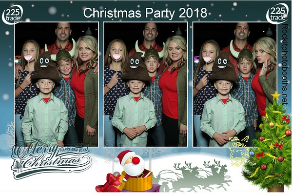 225 Trade Christmas Party