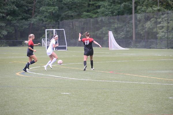 Varsity Girls Soccer: GA vs Princeton Day School