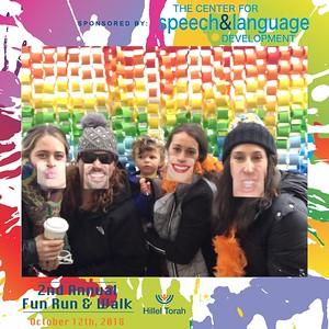 Hillel Torah Fun Run