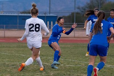 20200115 BHS Girls Varsity Soccer