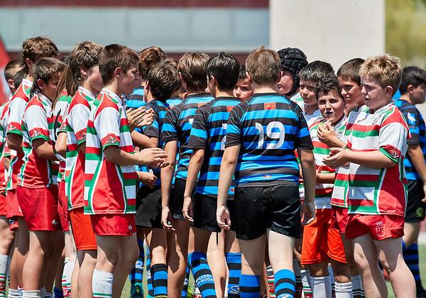 Día 1 - V Torneo Ingenieros Industriales de Escuelas de Rugby 17 Jun 2017