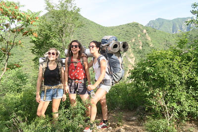 Gubeikou great wall 1 day hiking