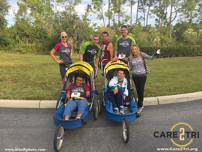 Care2Tri at 2016 Game Day 5k