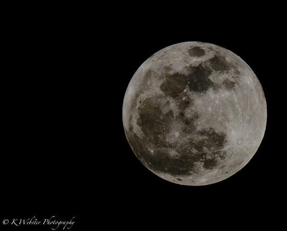 2012 Moon Photos