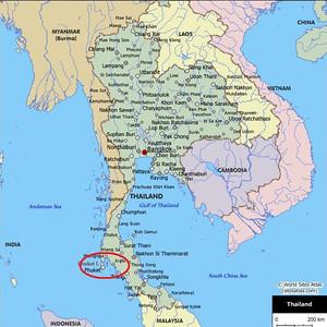 Thailand Sailing Trip 2012