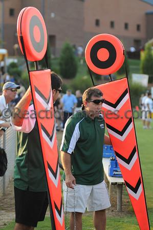 KMHS 2008 Varsity Football: vs. McEachern, Woodstock, Harrison, Etowah & Pope