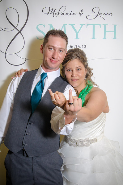 Melanie and Jason Photobooth