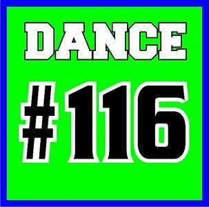 Dance 116. Ladder Song