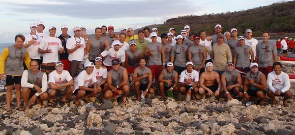 57th Annual Molokai Hoe 10-12-2008