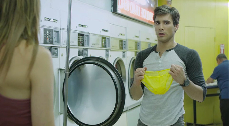 . This screenshot provided by Tide shows the company\'s Super Bowl advertisement. (AP Photo/Tide)