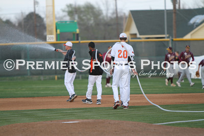 La Porte Varsity Baseball vs Deer Park 3/19/10