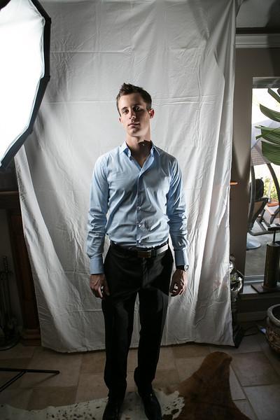 Alex's Suit Shots