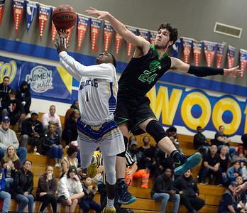 Will C. Wood overcomes sluggish start, downs El Camino in boys basketball playoffs