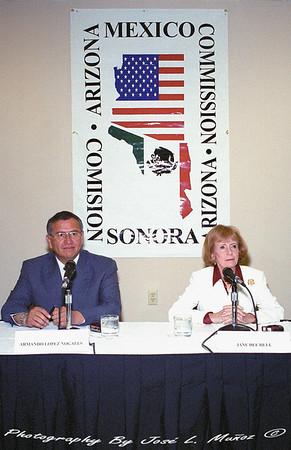 2000-06  Arizona Mexico Commission Plenary Session