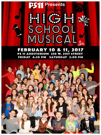 PS11 HS Musical 2017
