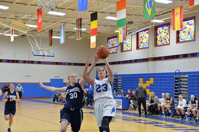 Girls Junior Varsity Basketball – 2016