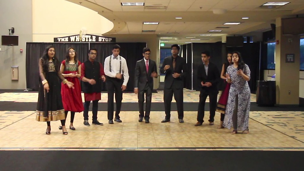04/15/2017 Performance 1 - Beta Chi Theta Formal