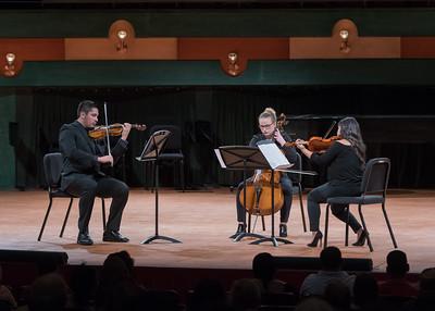 111417 University Orchestra String Ensembles Concert