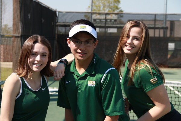 Tennis Team Pics