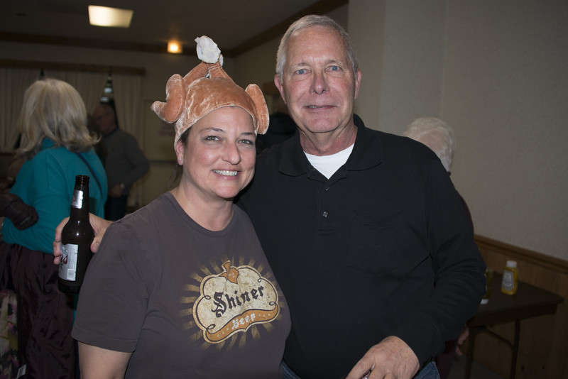 Judd Kendall VFW Post 3873 Turkey Raffle - November 18, 2017