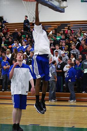 Varsity Basketball vs. Eastview