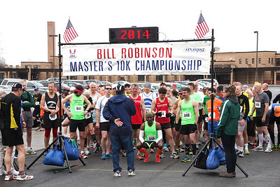 Bill Robinson Master's 10K