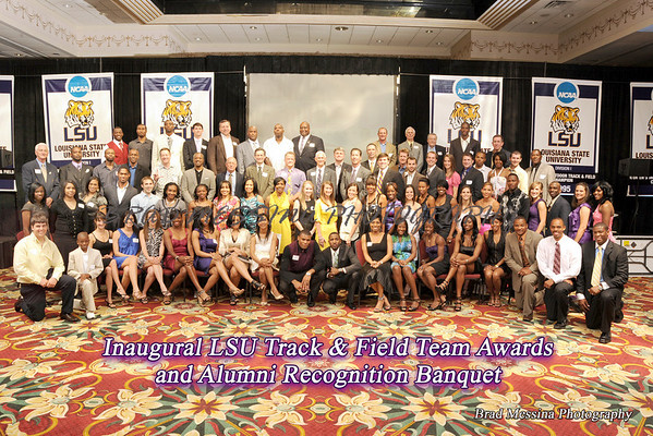 LSU Track and Field Awards Banquet