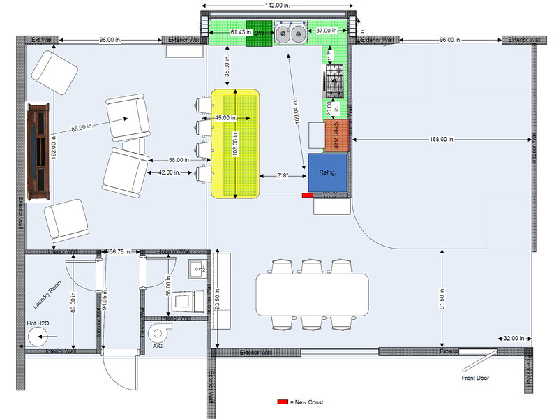 Floor Plan Future Proposal