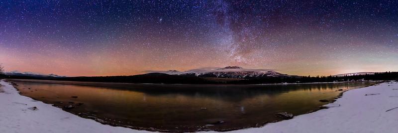 Patricia Lake Jasper Alberta.