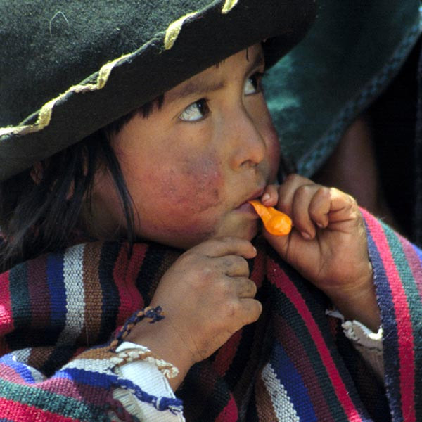 Saqilili, Ecuador 1992