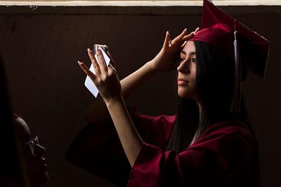 Morton East Graduation