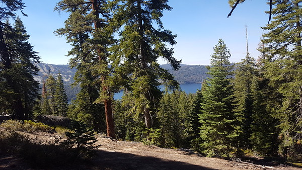 Huntington Lake August 6-10 2016