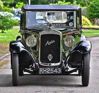RH2543 1931 Austin