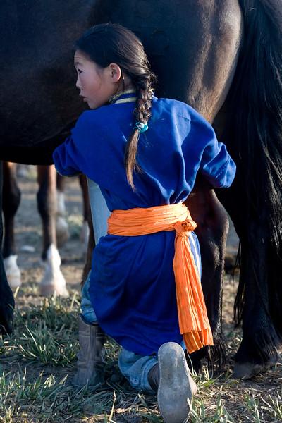 Monkhe Tingri, Mongolia.