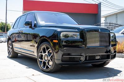 Rolls-Royce Cullinan - Full PPF STEK DYNOShield