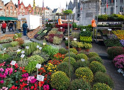 Bruges Outdoor Central Market