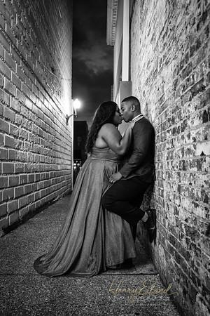 Desaree & Chan's Engagement Shoot