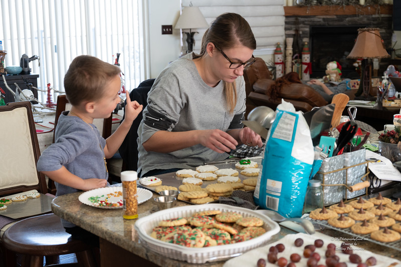 E's cookie day 2020-12-20