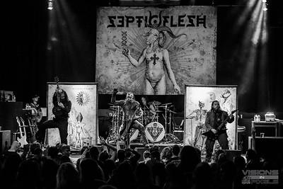 Septicflesh, Fleshgod Apocalypse, Necronomicon, Black Crown Initiate
