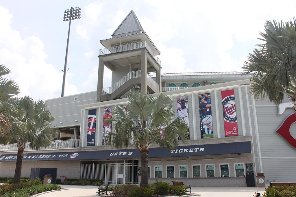 Hammond Stadium in Fort Myers