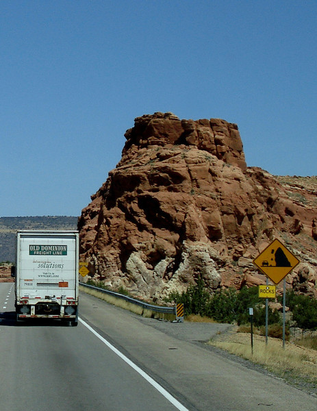 OTRA - Tijeras, NM to Williams, AZ