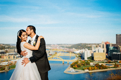 Naina + Nate - LeMont Wedding