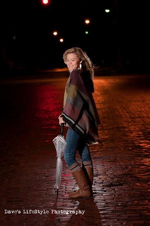 Taylor Jamison - rainy night
