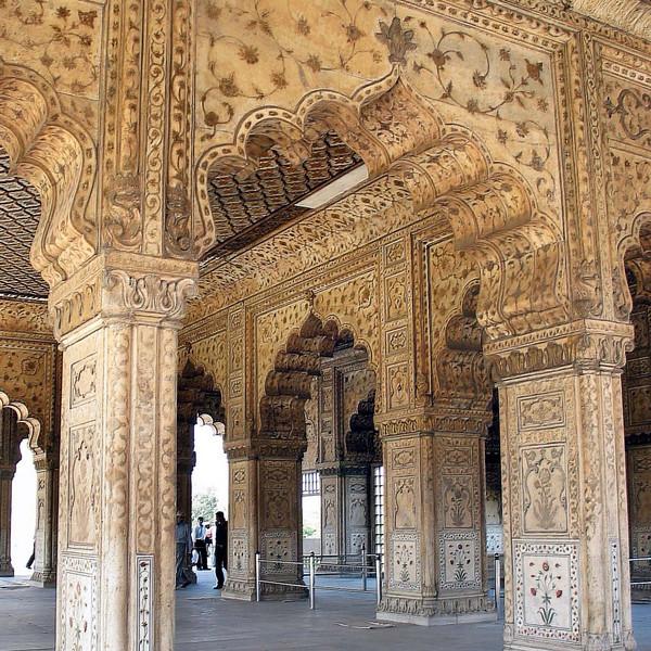 New Delhi 8 - Red Fort