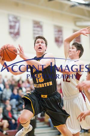 Varsity Basketball @ Watterson - 1/2