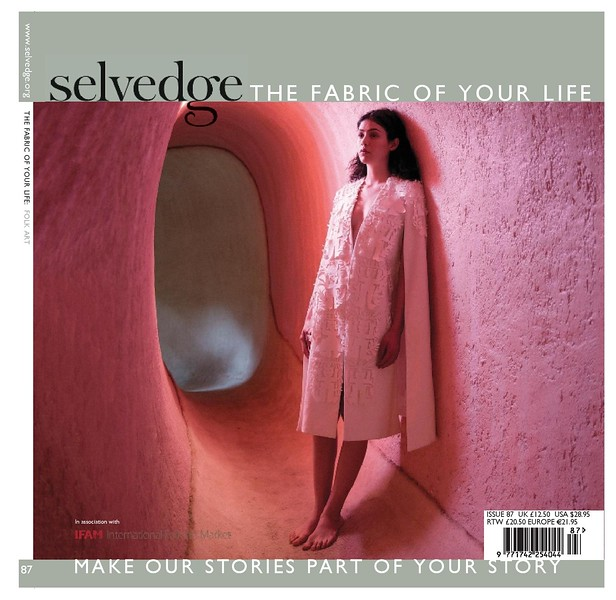 Selvedge Magazine #87 March/April 2019